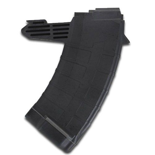 Tapco SKS Stock System, Blade Bayonet Cut - Black - Section