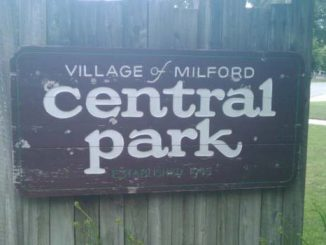 central park milford
