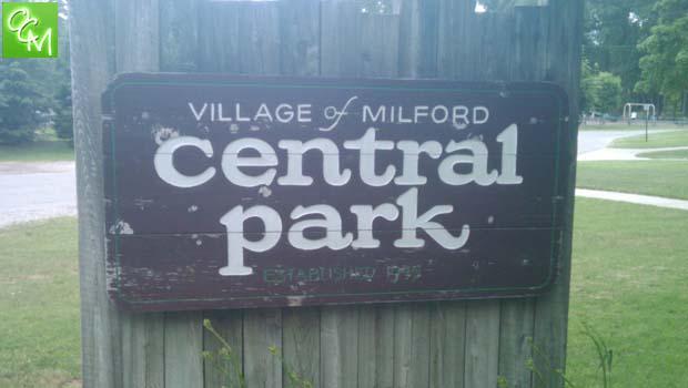 central park milford