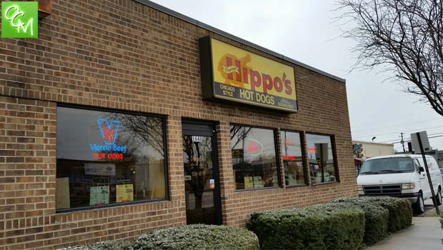 hippos hot dogs