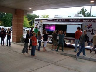 Play 1st Mobile Video Game Truck