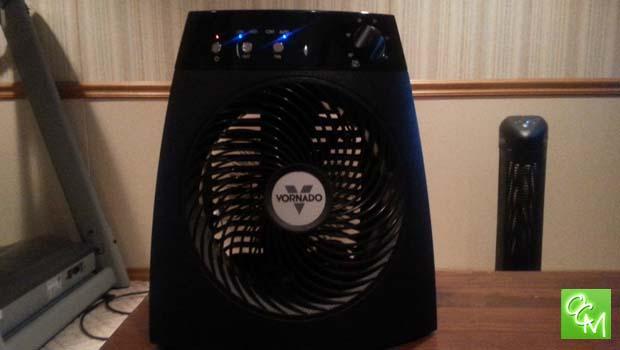 Vornado Space Heater