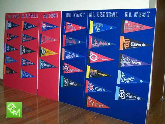 Mlb Standings Board Project For Kids Oakland County Moms