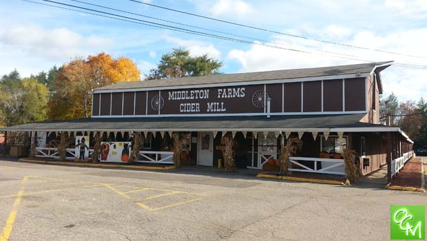 middleton cider mill shelby twp mi