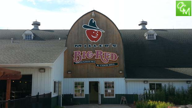 miller's cider mill romeo washington twp