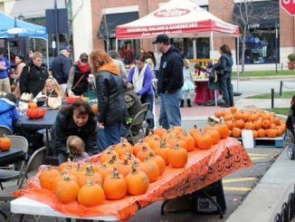 village of rochester halloween event