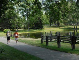 park trails