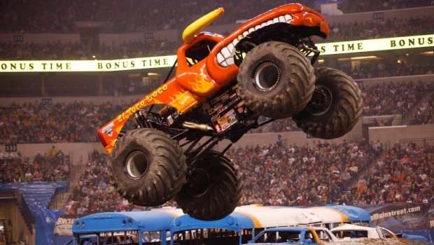 Monster Truck El Toro Loco