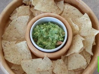 Avocado Guacamole Dip Recipe