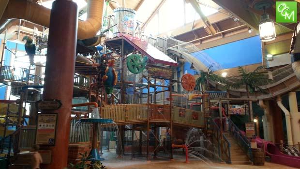 Castaway Bay Cedar Point Waterpark