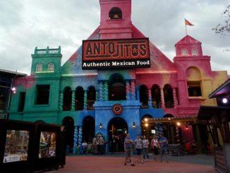 Antojitos Universal Studios