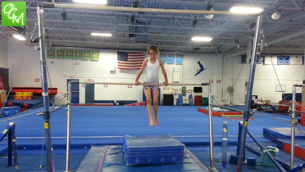 gymnastics training center