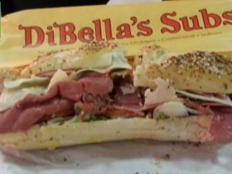 DiBellas Submarine Sandwich