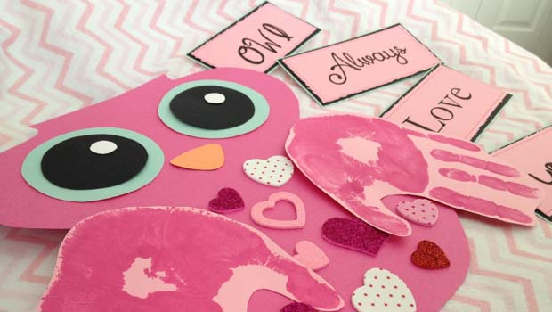 Owl Always Love You Valentine S Day Craft Oakland County Moms