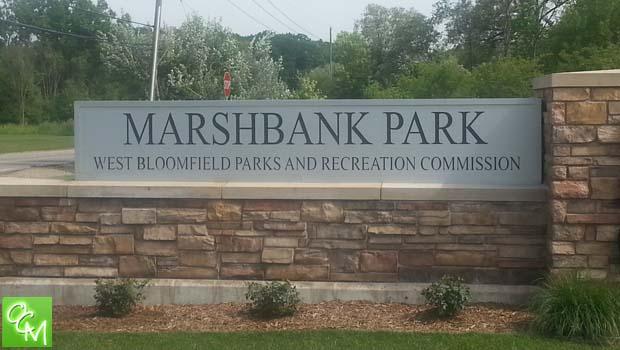 Marshbank Park West Bloomfield MI