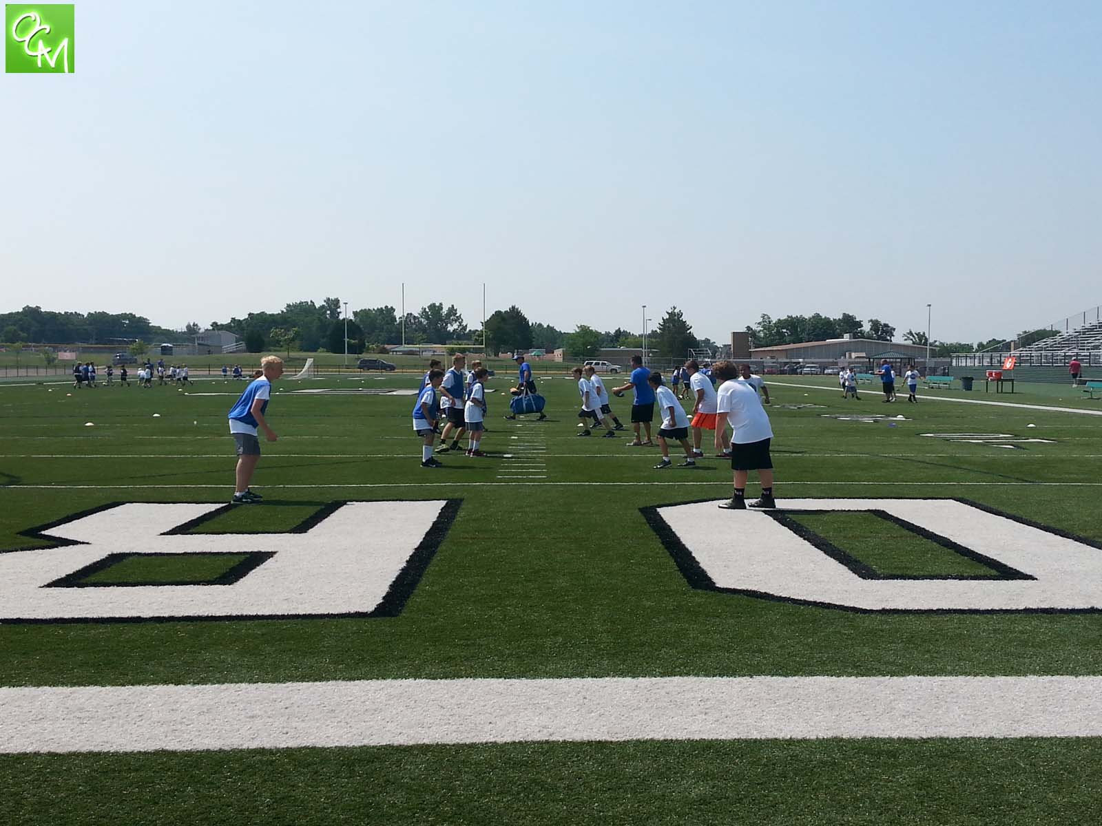 5c9f2f23 Detroit Lions Youth Football Camp Review and Pics | Oakland County Moms
