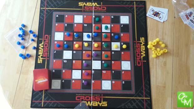 crossways board game