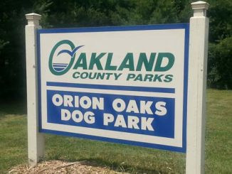 Orion Oaks Dog Park
