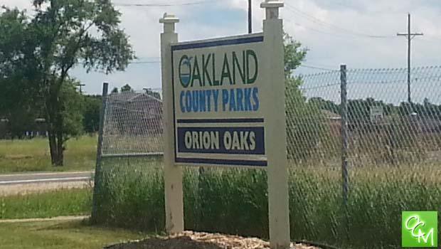 orion oaks county park