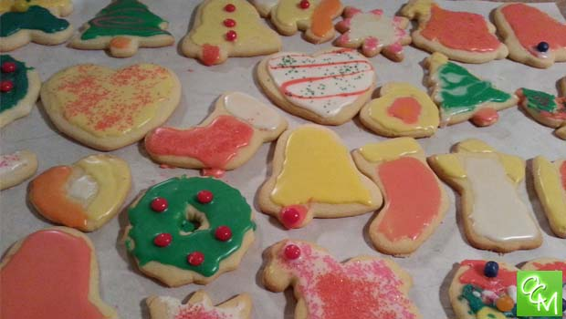 Christmas Cookie Frosting.Sugar Cookie Frosting Recipe Oakland County Moms