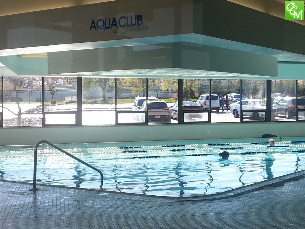 Franklin Athletic Club pool
