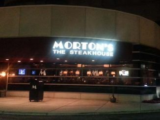 morton's steakhouse troy