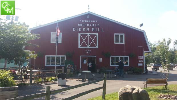 parmenters cider mill northville mi