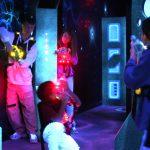 Paradise Park laser tag
