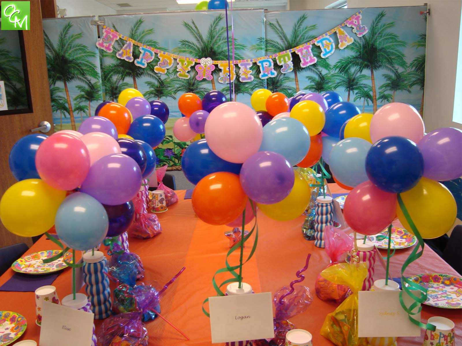 Birthday Parties For Teens Paradise Park Birthdays