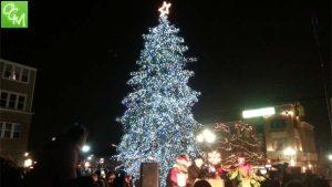 Lake Orion Christmas Tree Lighting Ceremony