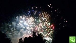 Center Line Independence Festival Fireworks @ Memorial Park Centerline