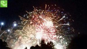 Lexington Fireworks