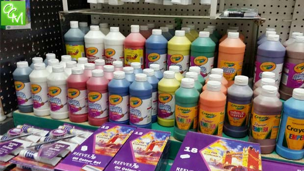Greens Art Supply Rochester MI Review | Oakland County Moms