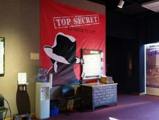 sloan museum spy exhibit