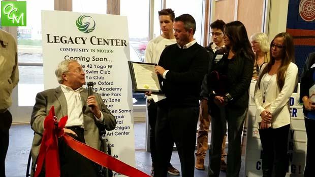 legacy center oxford