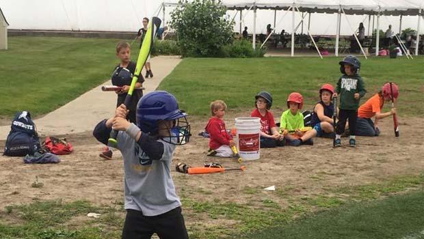 Oakland Yard baseball