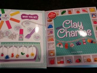 Klutz Clay Charms Review