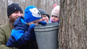 Stony Creek Metropark Maple Sugaring @ Stony Creek Metropark