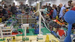Brickworld Michigan LEGO Expo
