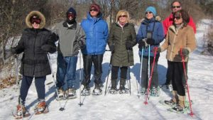 Wint Nature Center NatureFit Snowshoeing @ Wint Nature Center