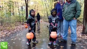 Trick or Treat Among The Trees @ Stage Nature Center