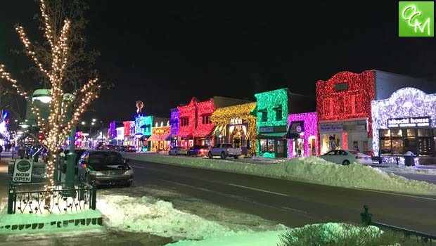 Rochester Mills 2 Days Of Christmas 2021 Rochester Big Bright Light Show 2020 2021 Oakland County Moms