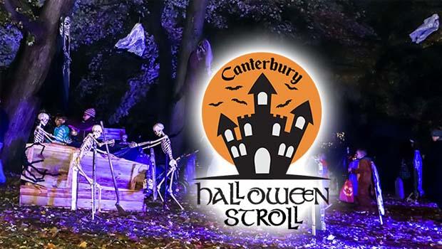 Halloween Stroll 2020 Halloween Stroll at Canterbury Village Tickets Contest | Oakland