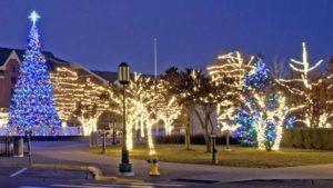 Birmingham Holiday Tree Lighting