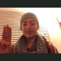 a three finger salute!