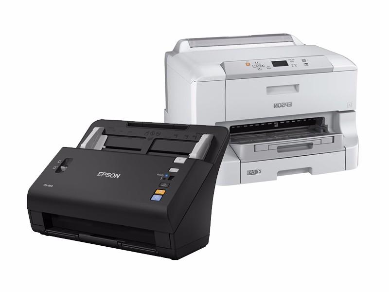 Desktop Printers and Scanners