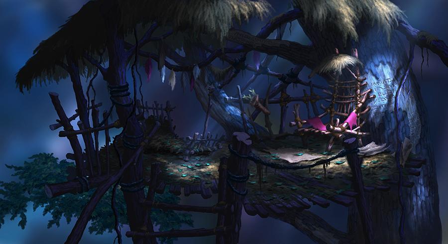 Manglers Tree – RichCrest Animation