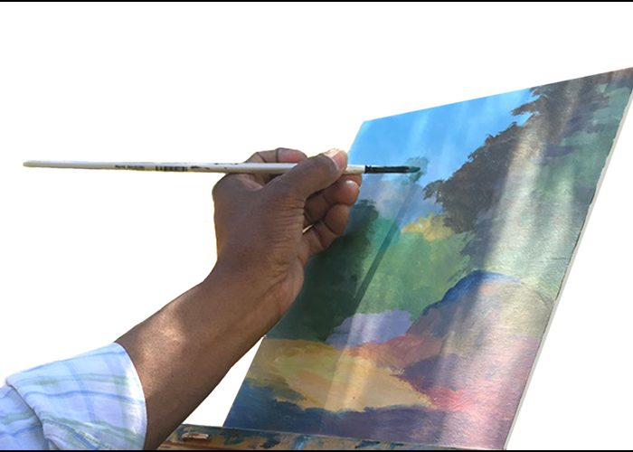 How I Start My Plein Air Paintings