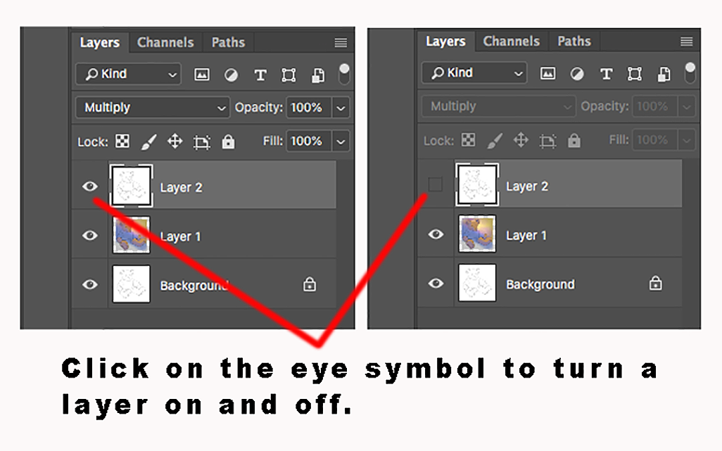 Photoshop tools and shortcuts