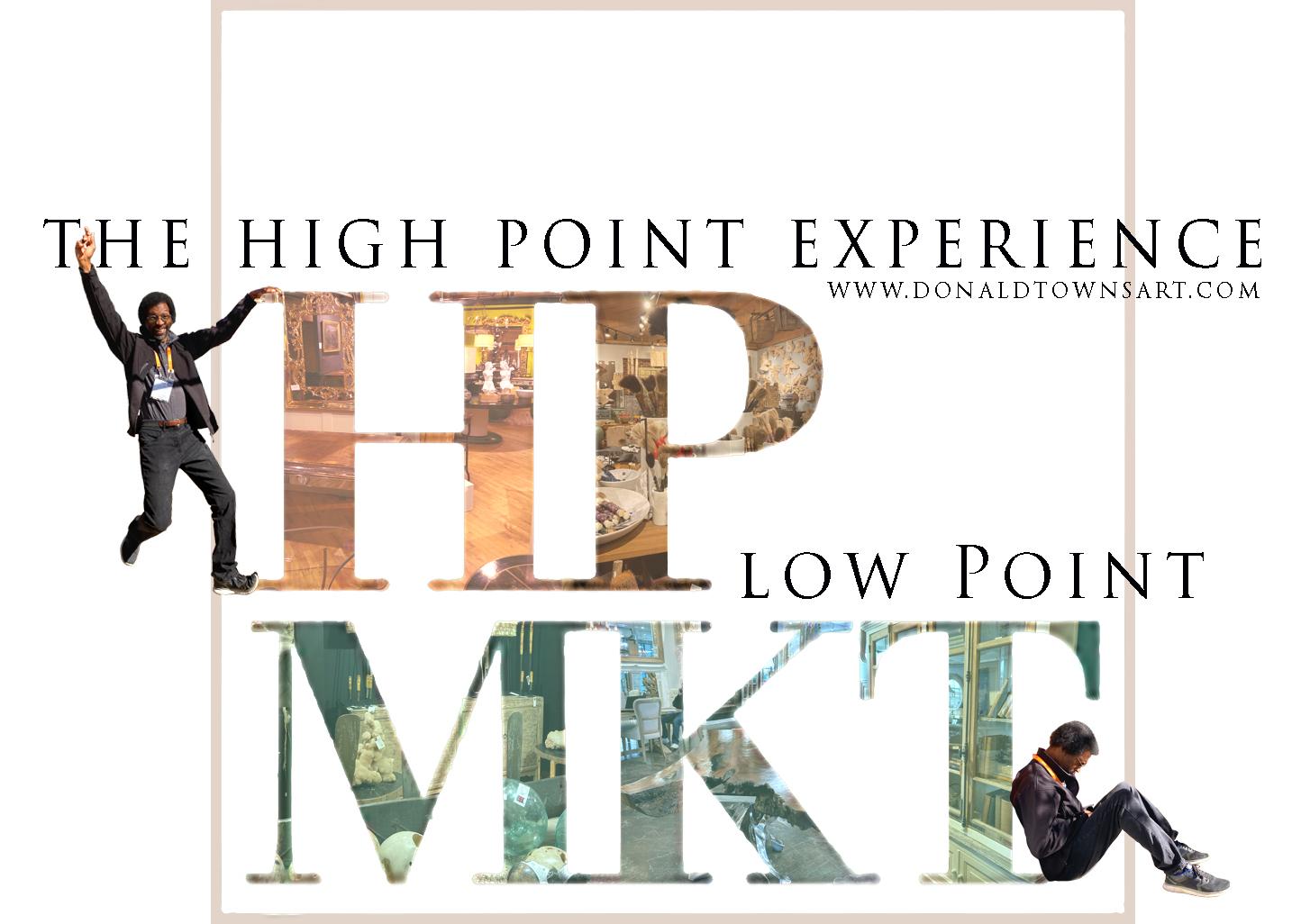 High Point Market title art